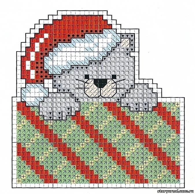 Рождественский Ангел. из бисера.